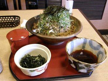 516-1 肉ネギつけ蕎麦.JPG