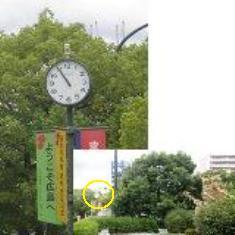 621-6 広島駅前の時計.jpg