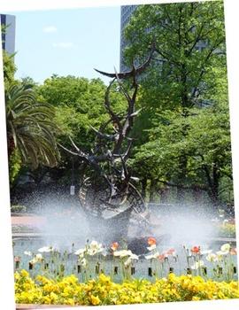 672-2 日比谷公園の噴水.JPG