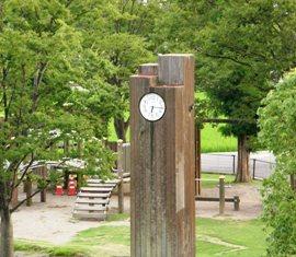 532-4 児童公園の時計.JPG