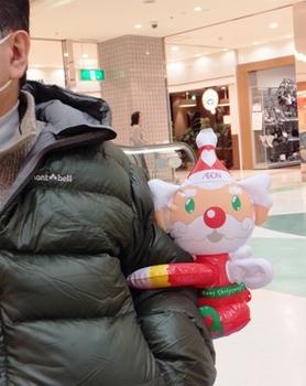 646-1 ユニセフ 抱っこちゃんサンタ.JPG